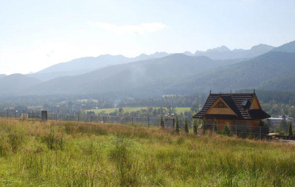 Kompleks górskich rezydencji