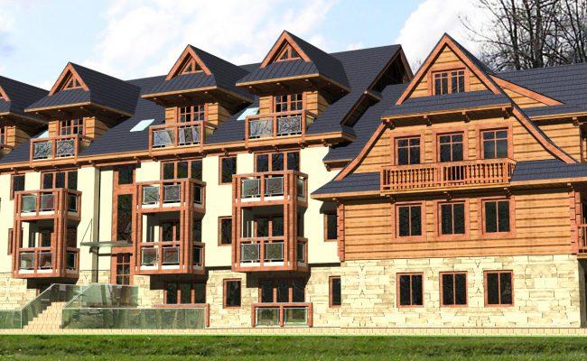 1 Luksusowe Apartamenty t Residence