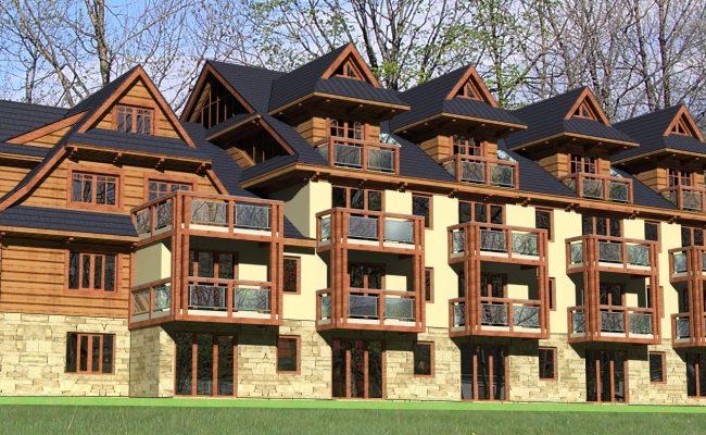 2 Luksusowe Apartamenty t Residence
