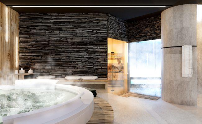 sauna 2 z ludzmi